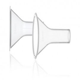 Medela Воронка personal fit  для молокоотсоса М (24 мм) 2 шт