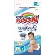 Японские подгузники  Goon L (9-14 кг) 54 шт