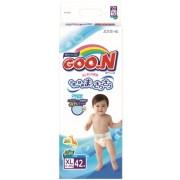 Японские подгузники  Goon XL (12-20 кг) 42 шт