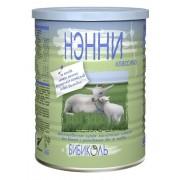 Молочная смесь Нэнни Классика на основе козьего молока с рождения 400г