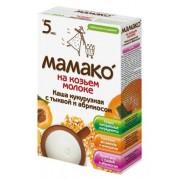 МАМАКО Каша Кукурузная с тыквой и абрикосом на козьем молоке с 5 мес 200 г