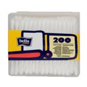 Ватные палочки Bella Cotton 200 шт.