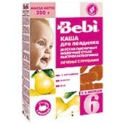 Bebi Каша молочная Пшеничная для полдника