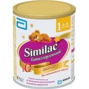 Similaс Гипоаллергенный 1 0-6 мес 400г