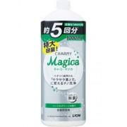 LION средство для мытья посуды MAGICA с ароматом мяты (наполнитель) 1000 мл