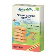 Флер Альпин Детское растворимое печенье